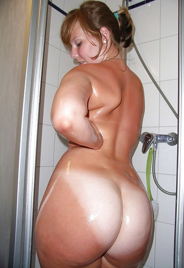 огромные задницы голые фото