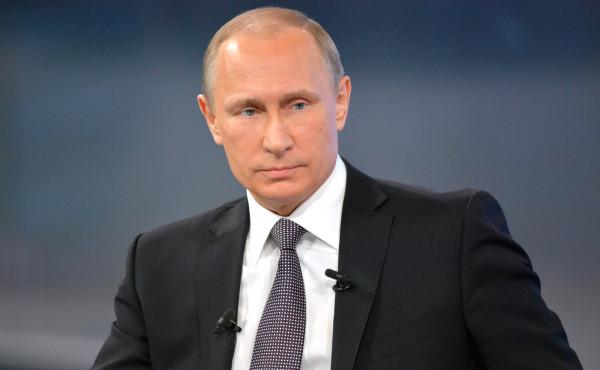 Президент РФ пользуется популярностью не только в России