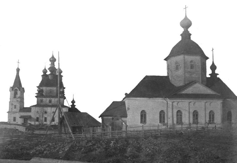 В 1930 церковь Тихвинской иконы Божьей матери была отчуждена под клуб молодежи вопреки желаниям большинства жителей Сенногубского сельского совета.