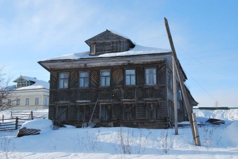 Дом Попова (1906)