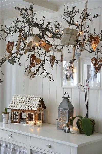 Декор в скандинавском стиле своими руками