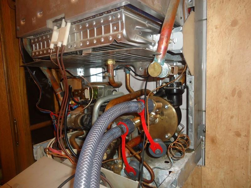 Промыть газовый котел в домашних условиях 753