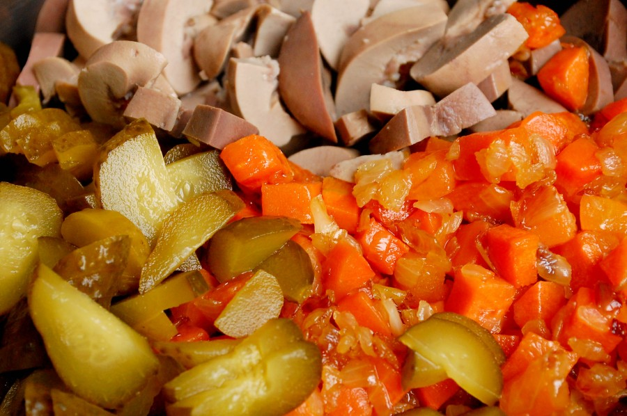 почки свиные рецепты приготовления