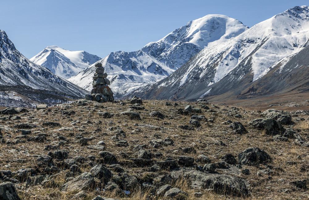 Южно-Чуйский хребет.