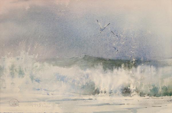 The wet wind
