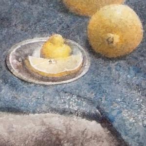 Four lemon and copper