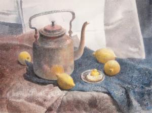 Четыре лимона и медь