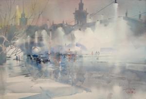 Туманная оттепель