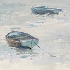 Boats on a leash