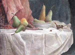 Груши, яблоко и анисовая звездочка