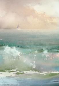 Прибрежная волна