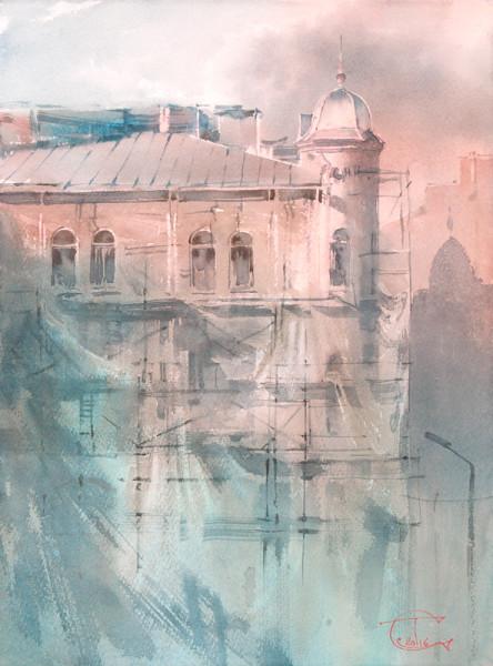 Walls under a veil II