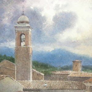The Clouds and Roofs of Fabriano