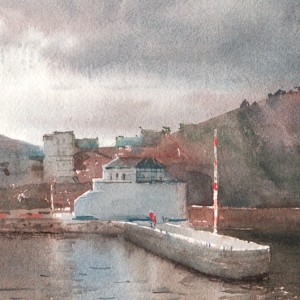 Remembrance of the beautiful Luarca