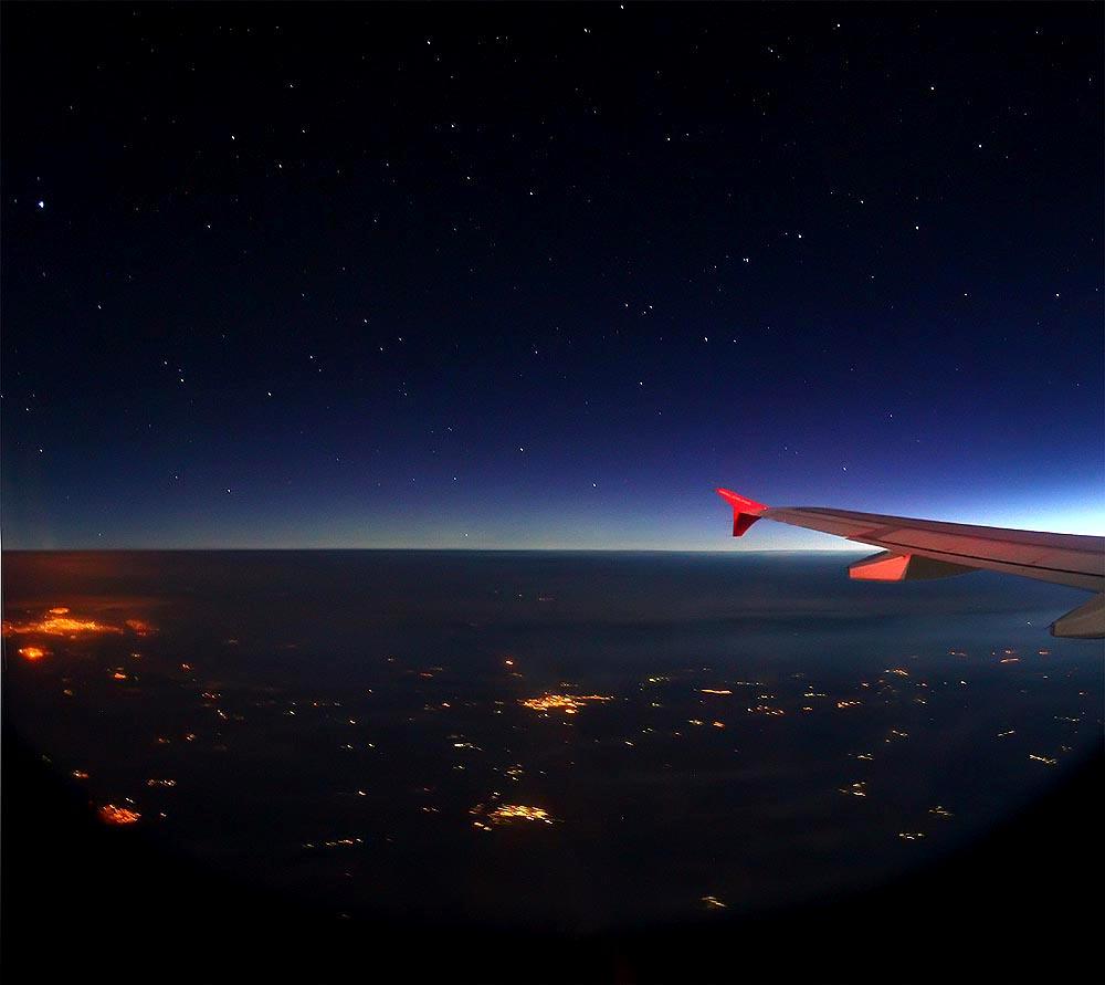 ночной полёт 1