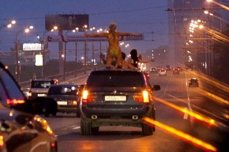 познакомилась с девушкой в москве на 1 ночь