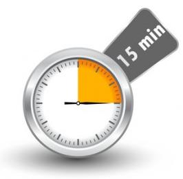 15 минут, управление временем, на 15 минут раньше