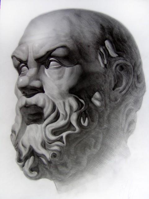Сократ, три сита