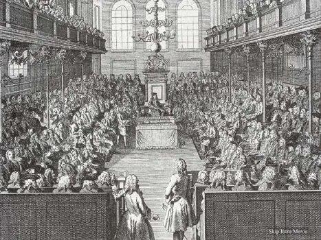 английский парламент
