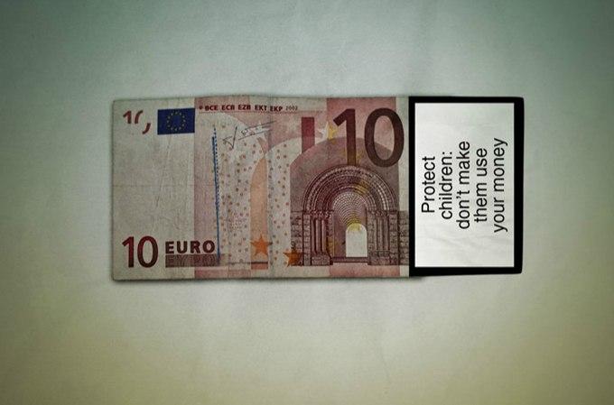 10 евро, деньги, банкнота