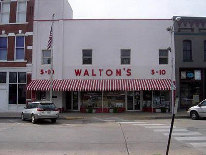 Walton`s Five and Dime