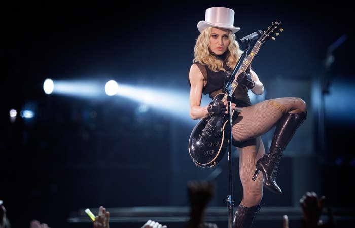 Мадонна. редкие вакансии