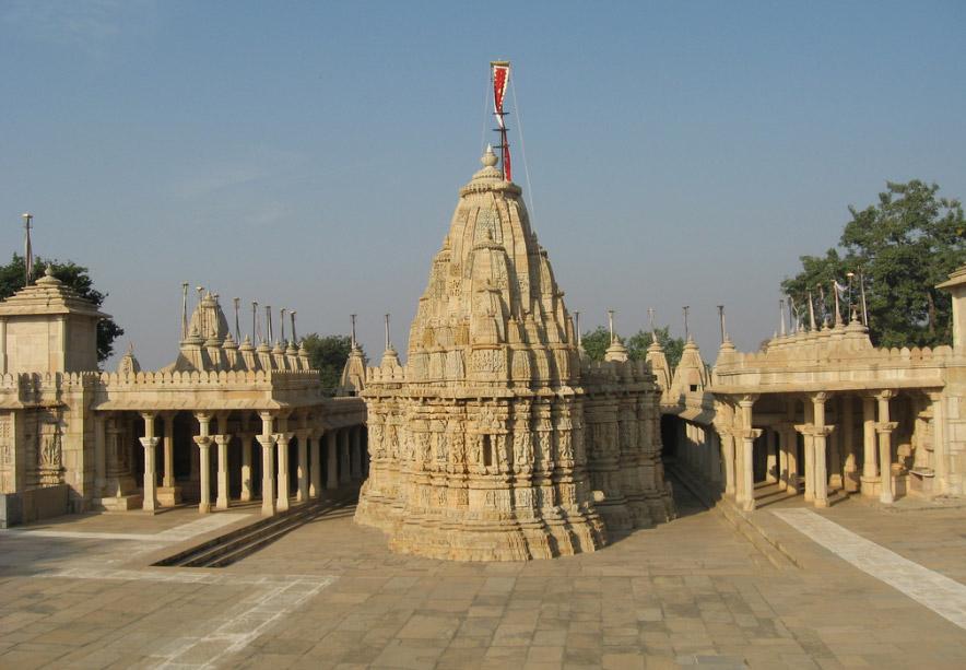Chittorgarh_Benteng_Temple