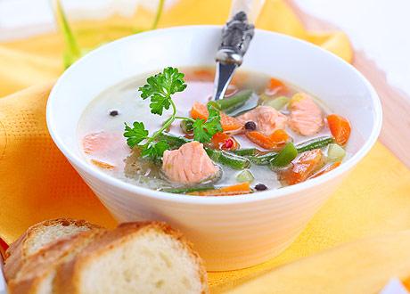 Рыбный суп картинки