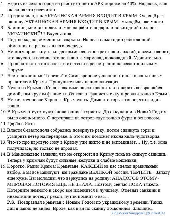 Крымский Бандеровец