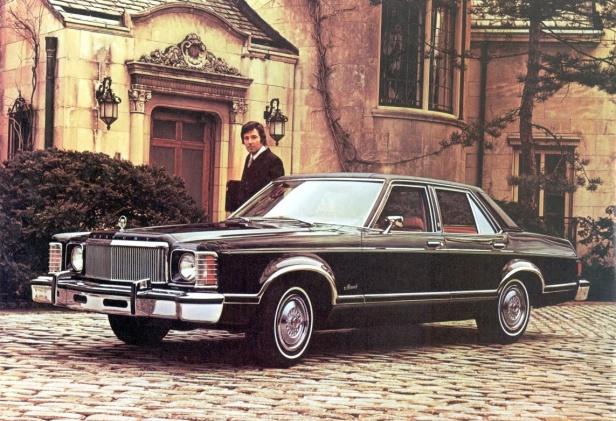 ford монарх 1980 год
