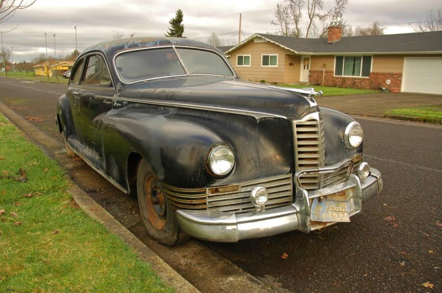 1947 Packard Clipper Super Coupe Motor Car Company 6