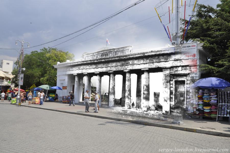 Севастополь 1944/2012 Графская пристань