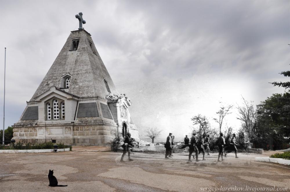 Севастополь 1944/2012 Бой в районе Братского кладбища.