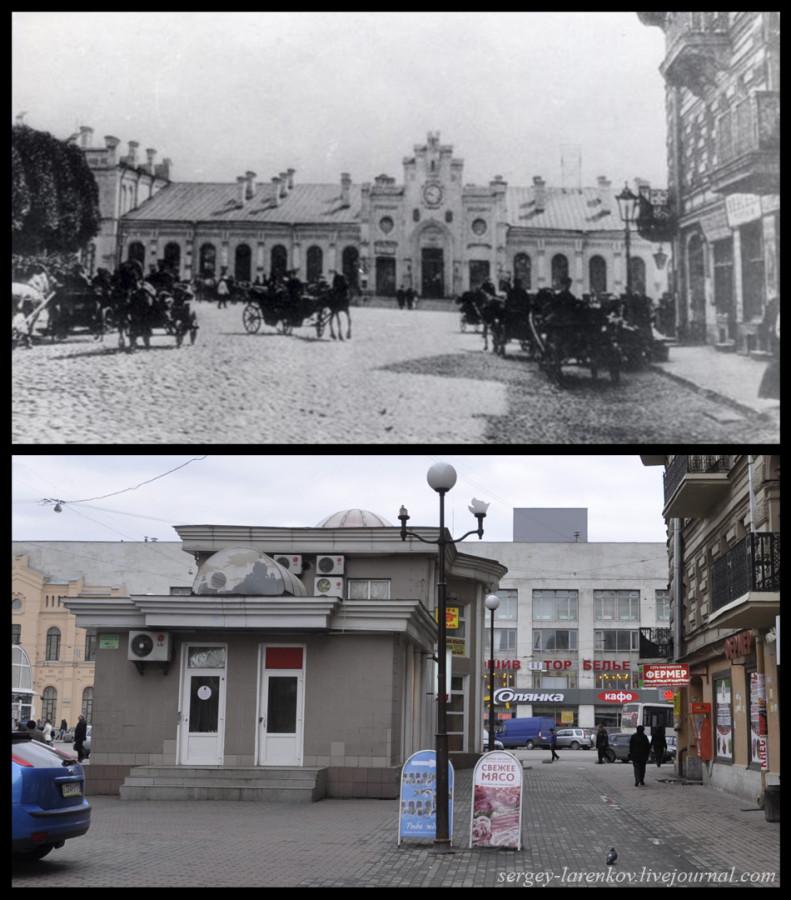 Санкт-Петербург 1900-2012 Финляндский вокзал
