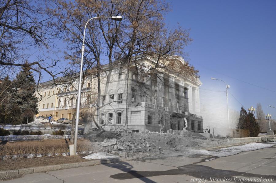 12.Сталинград 1943-Волгоград 2013. Музыкальный театр