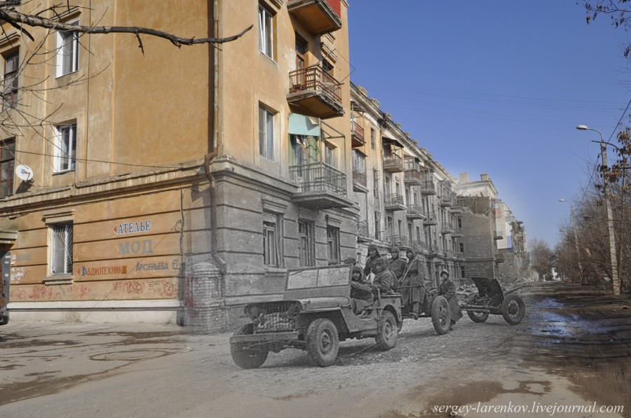 22.Сталинград 1943-Волгоград 2013. Сарепта. Арсеньньева,6