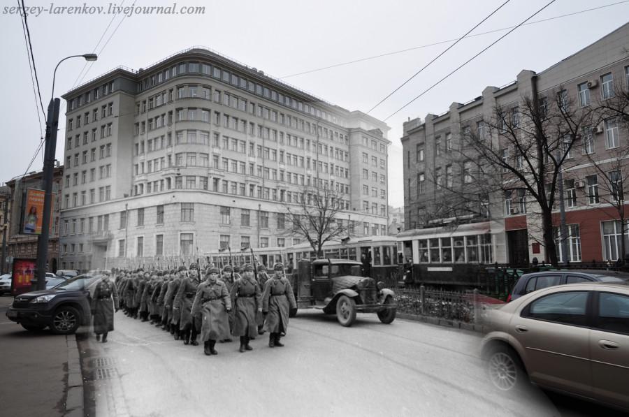Москва 1941-2011 Неглинная ул.