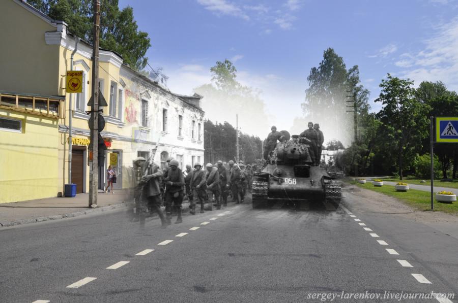 Зеленогорск 1944-2013