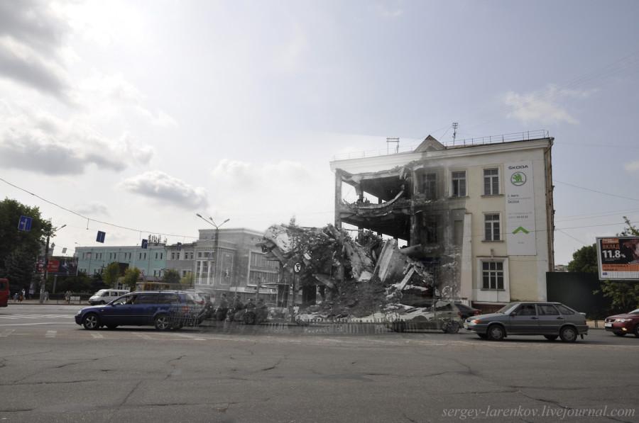 02.Смоленск 1941-2013 площадь Победы