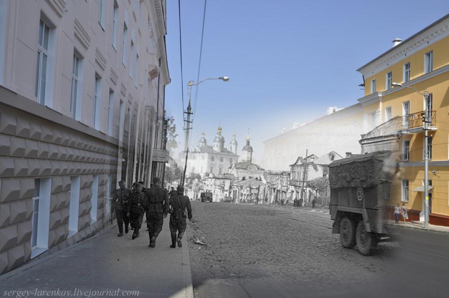 14.Смоленск 1941-2013 Большая Советская, 10