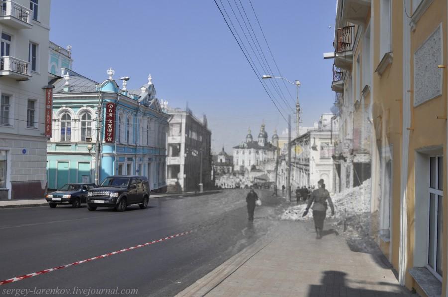 15.Смоленск 1941-2013 Большая Советская, 19