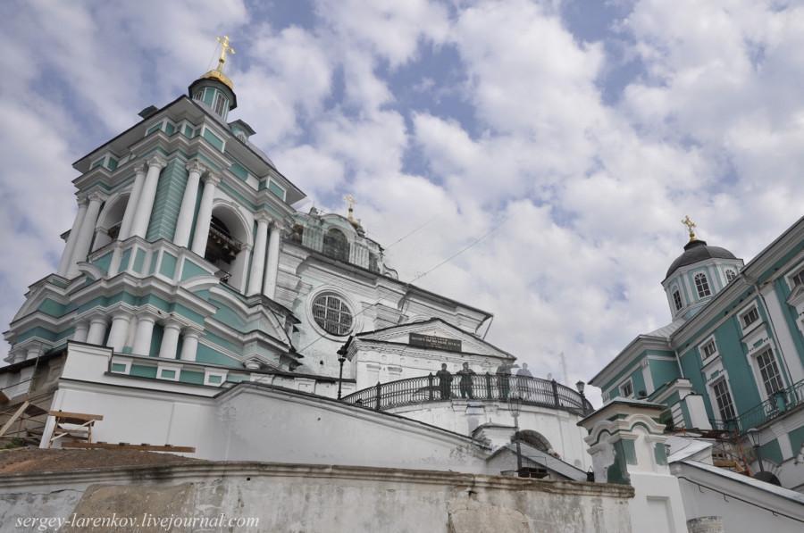 24.Смоленск 1941-2013 немцы у Собора