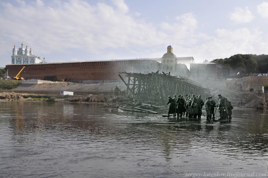 27.Смоленск 1943-2013 Переправа