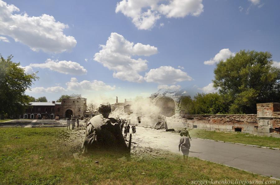 27. Брест 1944-2013 Русский солдат вернулся sl