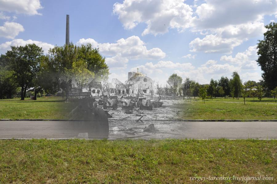 19. Брест 1941-2013  Пушки в крепости sl