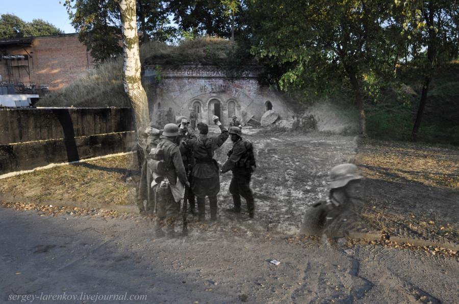 17. Брест 1941-2013 Пленный офицер sl