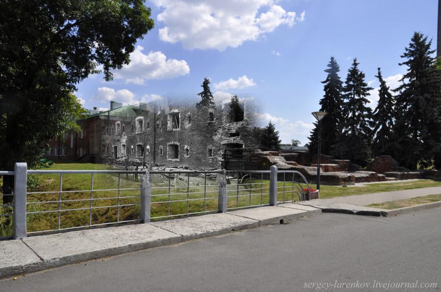 12. Брест 1941-2013 Мост у Трехарочных ворот SL