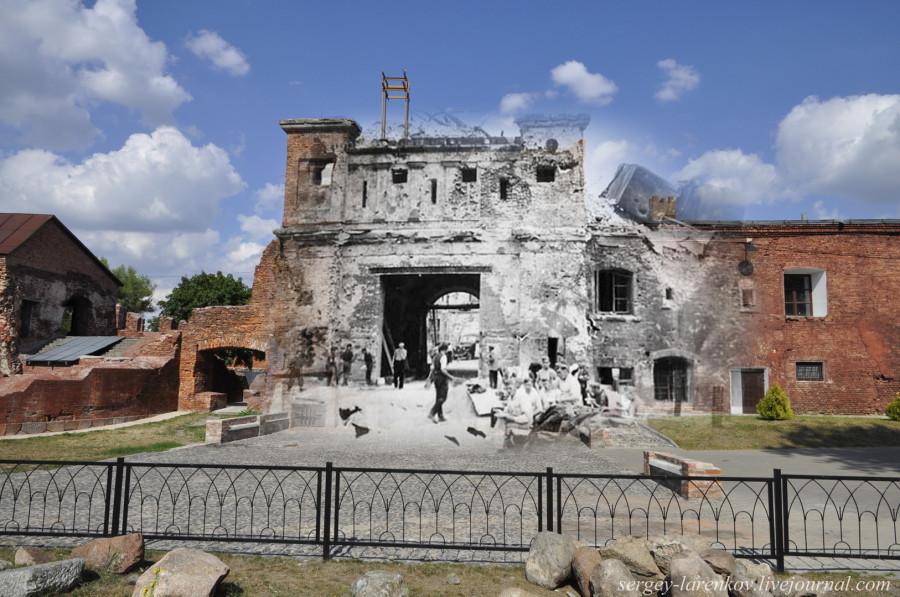 08. Брест 1941-2013 Тереспольские ворота SL