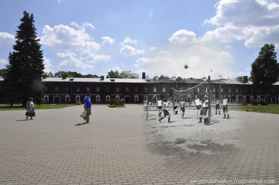 05. Брест 1941-2013 Довоенный волейбол в крепостиSL