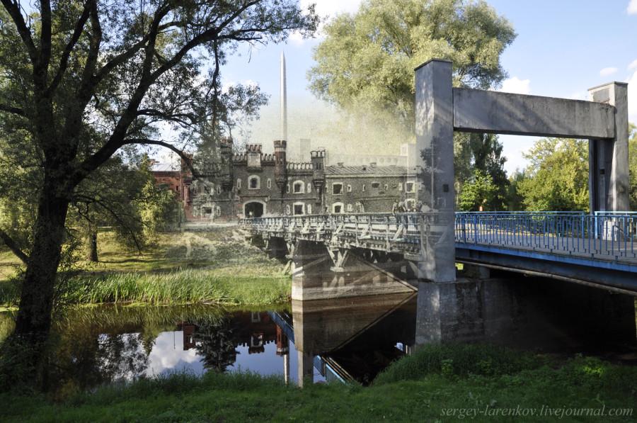 02. Брест 1920е-2013 Холмский мост